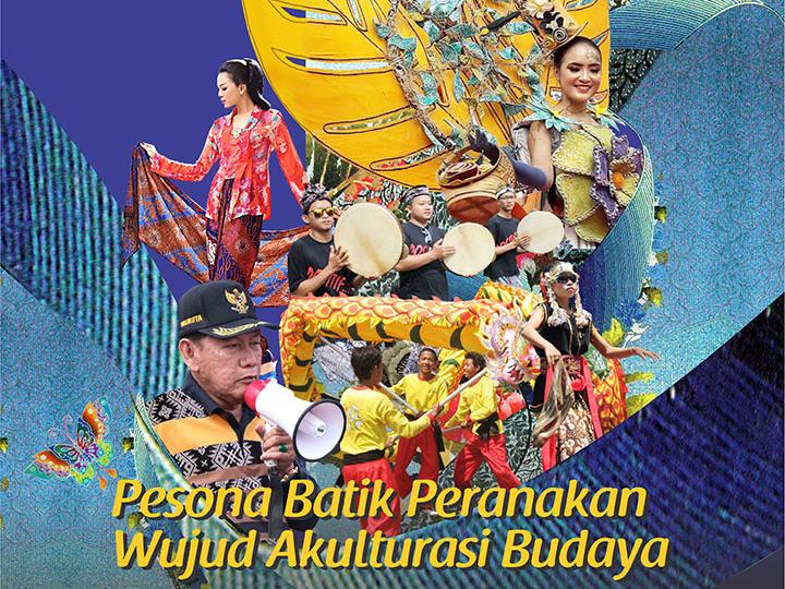 Batik Peranakan  Wujud Akulturasi di Indonesia - Pekan Batik Nusantara c1da6c877c