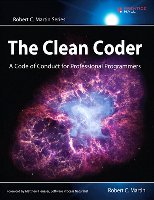 Clean Coder Conduct Professional Programmers