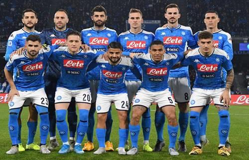 Skuad Pemain Napoli Terbaru