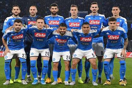 Daftar Skuad Pemain Napoli 2020-2021 [Terbaru]