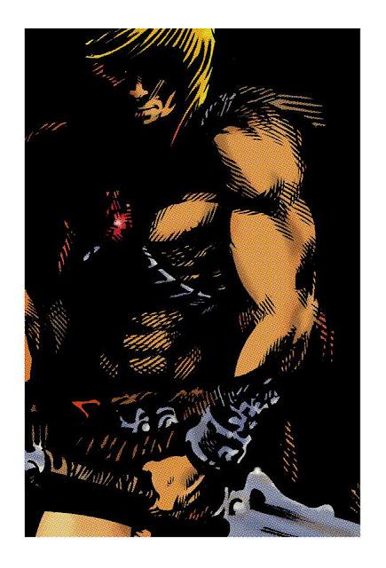 Sudario Brando he-man