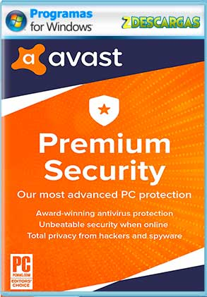 Avast Premium Security (2020) Full + Licencia Español