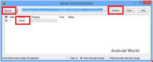 MiFlash