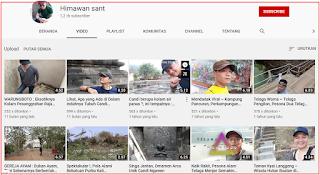 # BELAJAR YOUTUBE UNTUK PEMULA 2 : Contoh Channel Youtube Asuhan Para Blogger