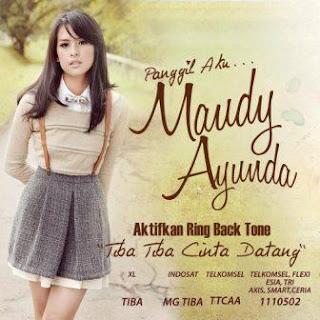 Maudy Ayunda - Bayangkan Rasakan ( Karaoke )