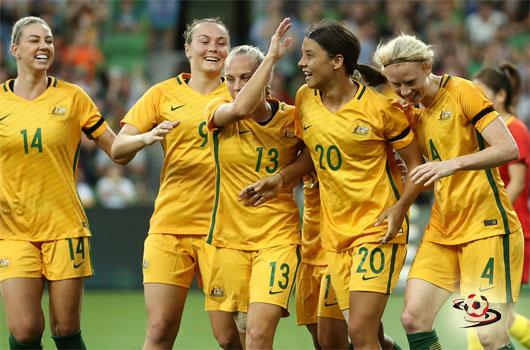 Nữ Australia vs Nữ Brazil 23h00 ngày 13/6 www.nhandinhbongdaso.net