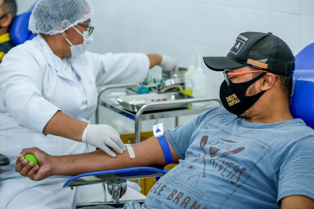 Fhemeron convoca população a participar da iniciativa e doar sangue