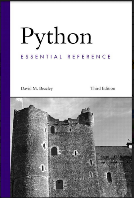 PYTHON ESSENTIAL  REFERENCE THIRD EDITION BY DAVID M.BEAZLEY