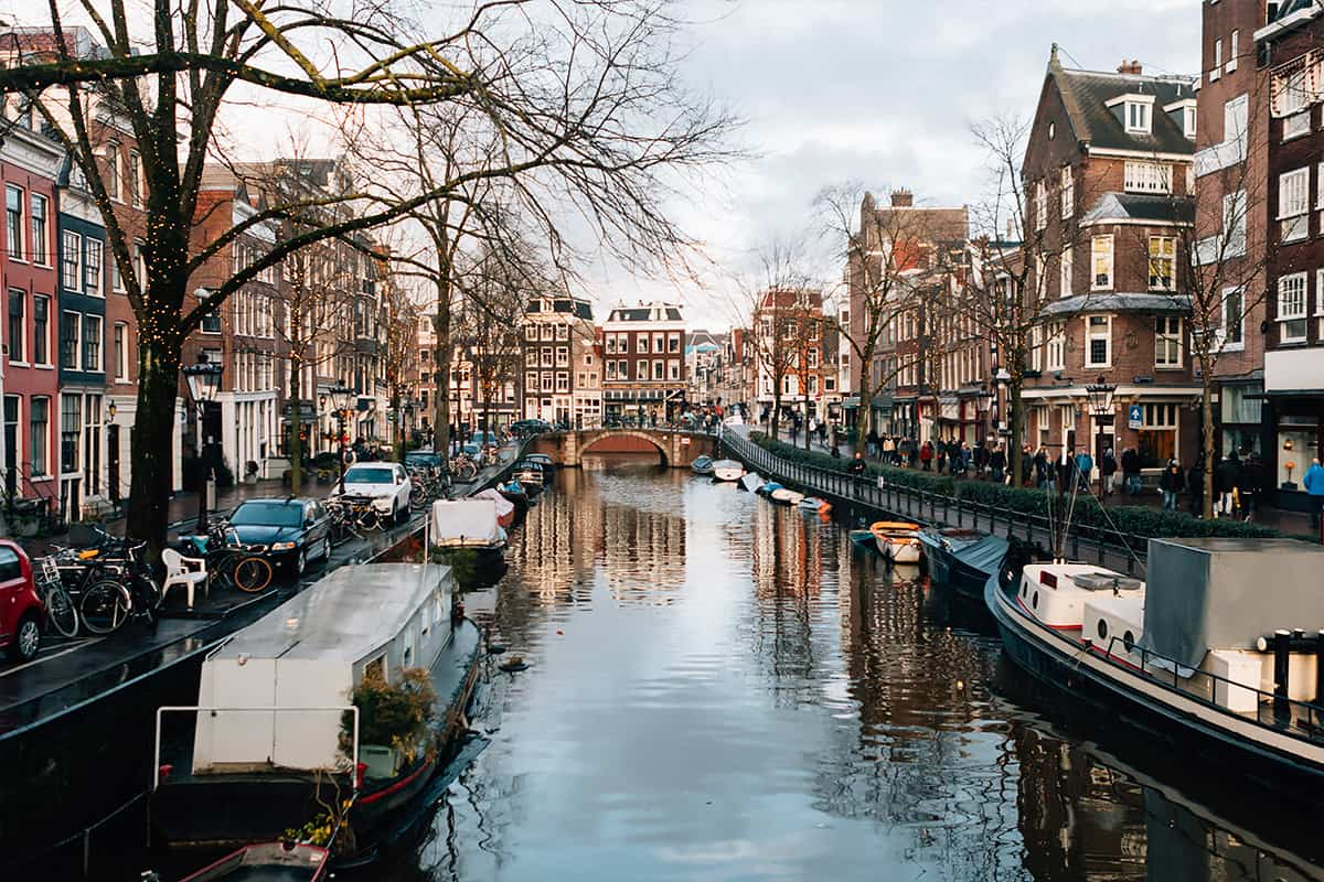 Top Party Destinations: Amsterdam-Netherlands