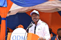 KALONZO finally reveals the man who nicknamed him watermelon and causes a stir at ODM's NGC in RAILA's presence