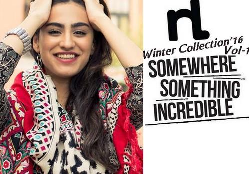 94c4301b86 Nishat Linen Winter 2016-2017 Vol-1 Collection - Nisha Pret & Fabric 2017 |  She-Styles | Pakistani Designer Dresses - Fashion Weeks - Lawn Collection
