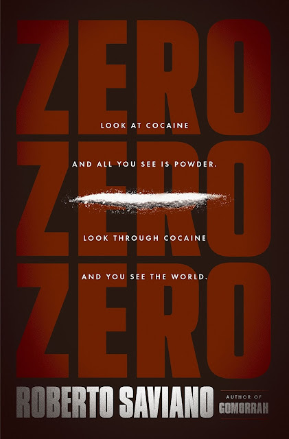 Zero Zero Zero Roberto Saviano book club