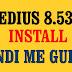 Edius Pro 8.53 Installation Hindi Guide इंस्टाल एडिउस 8.53 इंस्टाल हिंदी मे
