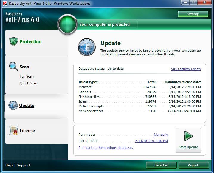 download kaspersky with license key