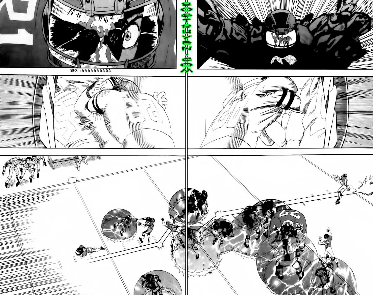 Eyeshield 21 chapter 67 trang 15