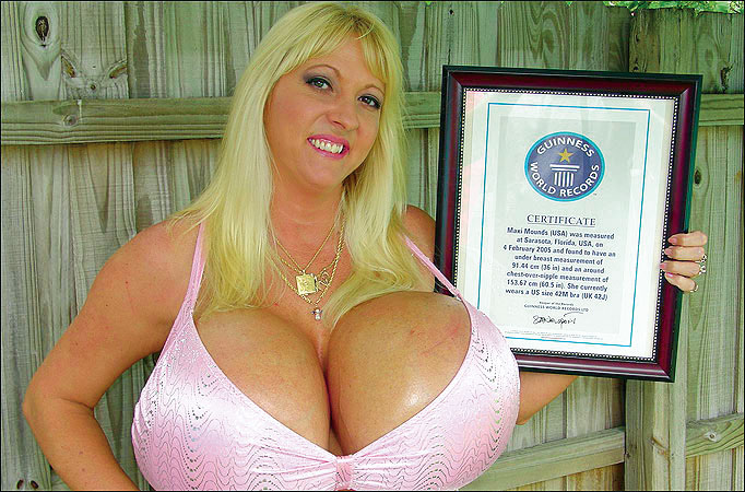 Worlds Larges Tits 60