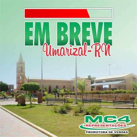 MC4 Representações inaugura loja nesta terça-feira, 03, em Umarizal