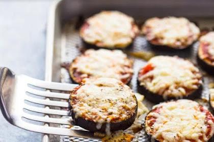 Recipe: Low-Carb Eggplant Pizza Bites