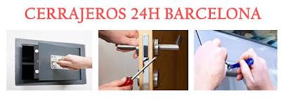 Cerrajeros De Urgencia 24 Horas Barcelona