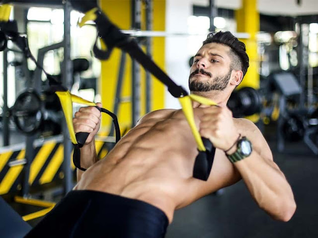 5 Trx Exercises For Lower Back Pain