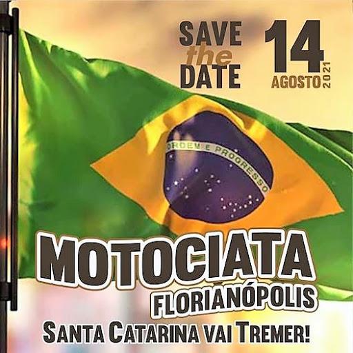 14 de agosto: Florianópolis
