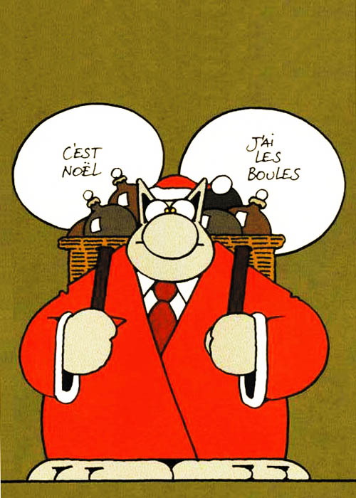 Święta Bożego Narodzenia oraz Sylwester we Francji - nagłówek - Francuski przy kawie