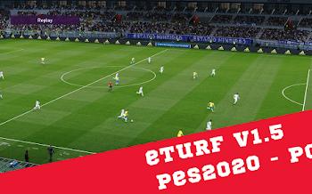 Eturf V1.5   Konami Stadiums   PES2020   PC   By Endo