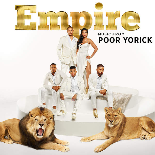 Empire Cast - Empire: Music From 'Poor Yorick' - EP Cover