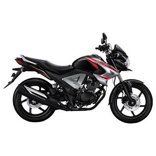 Sepeda Motor Honda Mega Pro FI 1