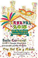 Villanueva del Río y Minas - Carnaval 2018