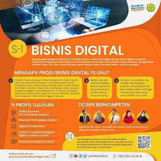 Bisnis digital FE UNJ