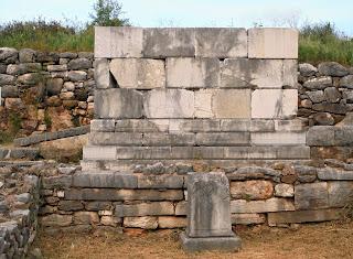 το ταφικό μνημείο Κ3 στην Αρχαία Μεσσήνη