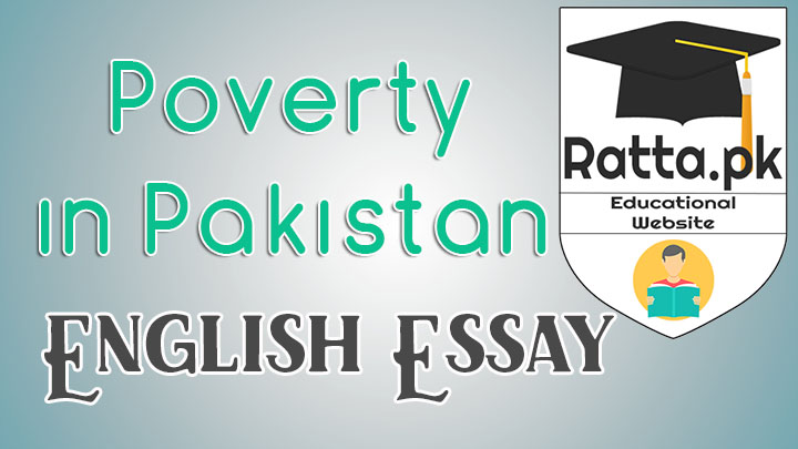 poverty essay in english
