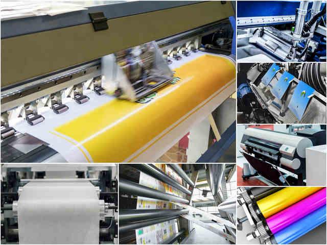 تحميل 7 صور عالية الجودة لمكائن الطباعة