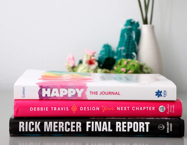 Design Your Next Chapter, Happy: The Journal