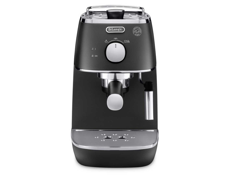 Review Delonghi Distinta Espresso Machine The Test Pit