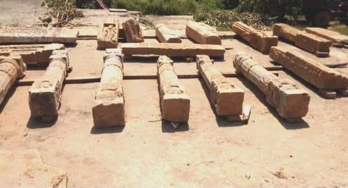 क्या भगवान बुद्ध की थी अयोध्या, समतलीकरण में मिल रहे हैं प्रमाण Ayodhya me Buddha Math ke Praman. newshank.com