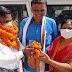 जदयू अरवल जिला कार्यालय में सेवा दल के प्रदेश अध्यक्ष सनी कुमार का भव्य स्वागत