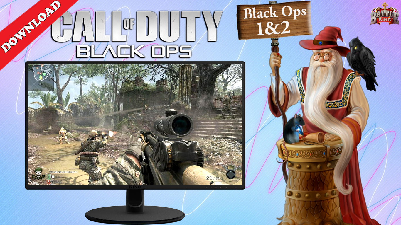 call of duty black ops 1 pc download