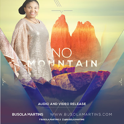 Busola Martins There Is No Mountain