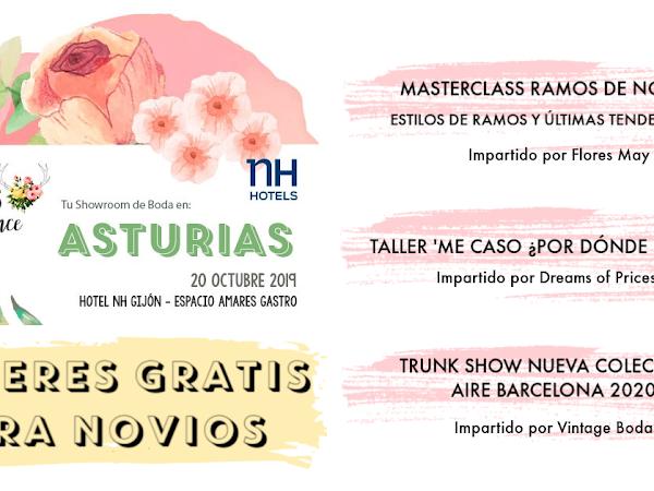 Talleres gratis Mi Boda Rocks Experience Asturias