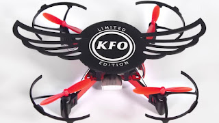 KFC wants to start delivering food with drones