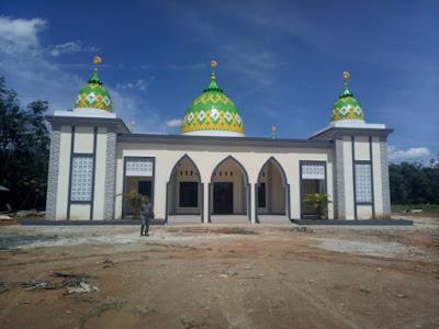 Paket Fisik di PUPR Sudah Teken Kontrak, Termasuk Proyek Islamic Center Mini Mulai Dikerjakan