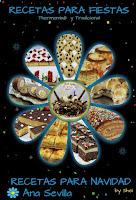 nuevo libro reversible, para Thermomix y tradicional: Recetas para fiestas y Navidad