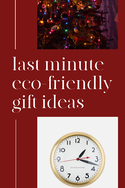 50 Eco-Friendly and Zero Waste Gifts you can Buy Last Minute