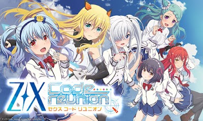 Z/X: Code Reunion Subtitle Indonesia Batch