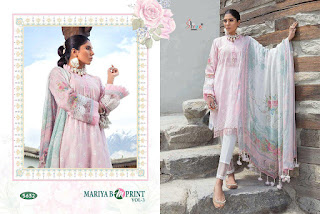 Shree Fab Mariya b Mprint vol 3 Pakistani Suits wholesaler