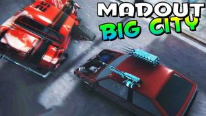 Free Download MadOut2 BigCityOnline MOD APK Infinite Money