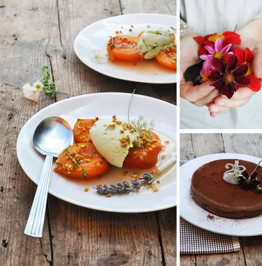 Cocina | Griottes, ¡bienvenido otoño!