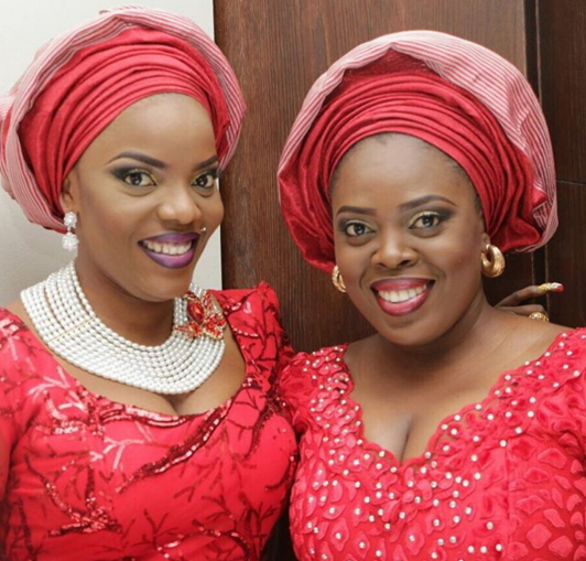 empress njamah twin sister